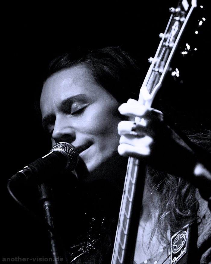 Charlotte Seitz - Sängerin der Charlotte Seitz Band